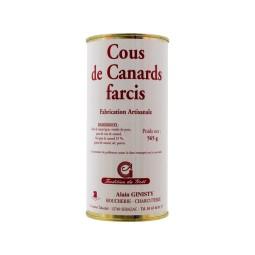 Cous de canard farcis (565gr)
