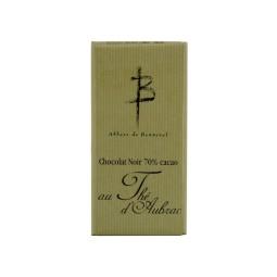 Chocolat noir 70% cacao - Au Thé d'Aubrac