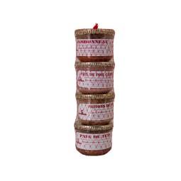 Filet de conserves (4 conserves)