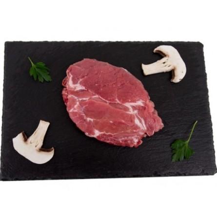 côte découverte de veau sans os