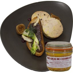 Foie gras de canard entier (150gr)