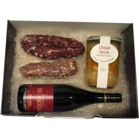 Coffret cadeau l'Aveyronnais
