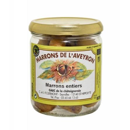 Marrons de l'Aveyron 240gr