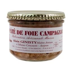 Pâté au foie campagnard (190gr)