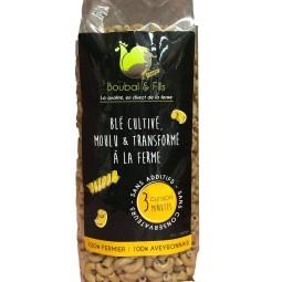 Nouilles sèches - Pâtes Coquillette