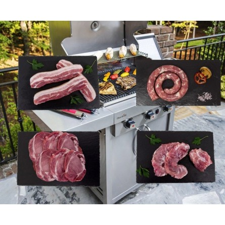 Colis grillades de porc