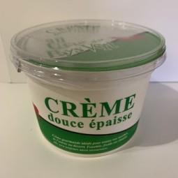 Crème fraiche épaisse - Au cœur des pays vert 50cl