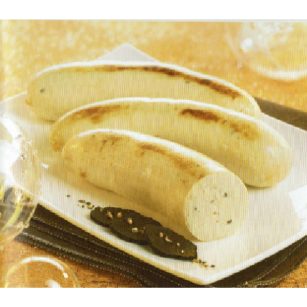 Boudin blanc à la truffe