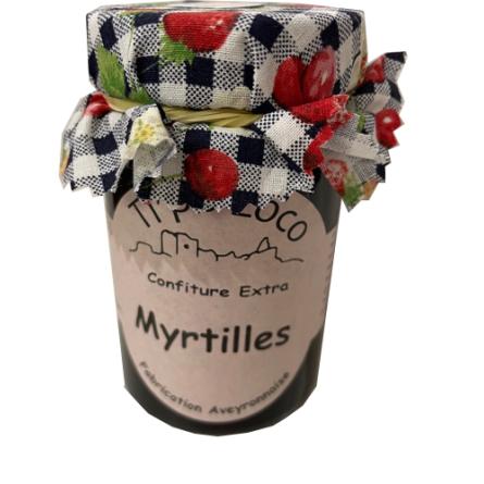 Ti'po Loco - Myrtilles