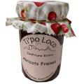 Confiture Ti'po Loco - Abricots fraises (240g)