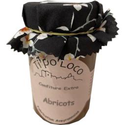Confiture Ti'po Loco - Abricot (240g)